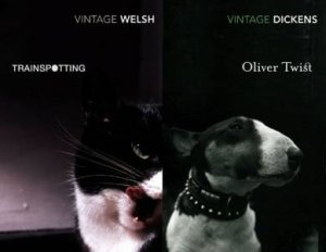Vintage Youth: Oliver Twist/Trainspotting by Charles Dicken & Irvine Welsh