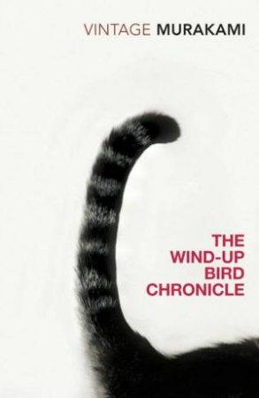 Vintage Fantasy: Alice's Adventures In Wonderland/The Wind-up Bird Chronicle by Lewis Carroll & Haruki Murakami