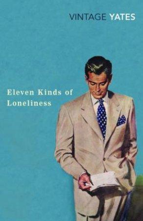 Vinatge Classics: Eleven Kinds Of Loneliness