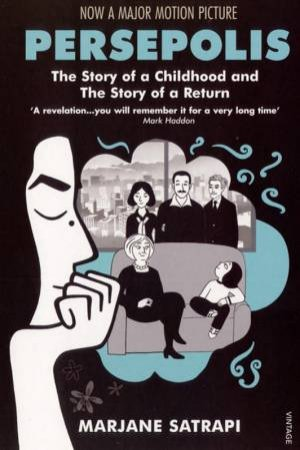 Persepolis 1 And 2 by Marjane Satrapi