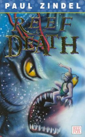 Reef Of Death by Paul Zindel