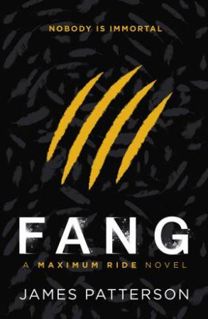 Fang by James Patterson