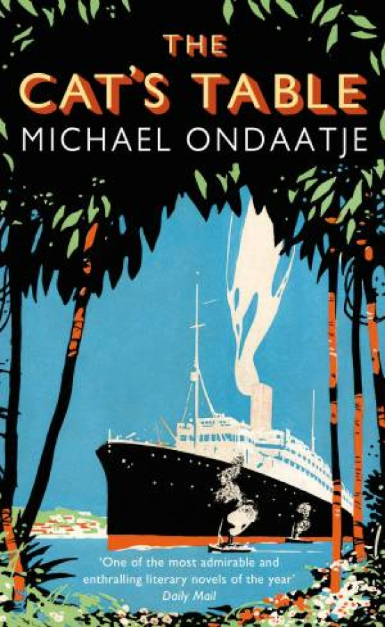 The-Cat-039-s-Table-by-Michael-Ondaatje-Paperback