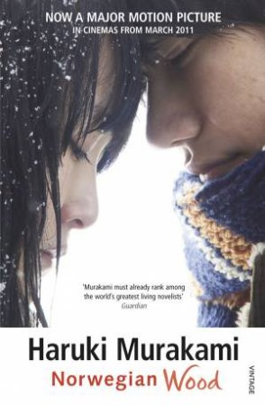 Norwegian Wood (Film Tie In) by Haruki Murakami