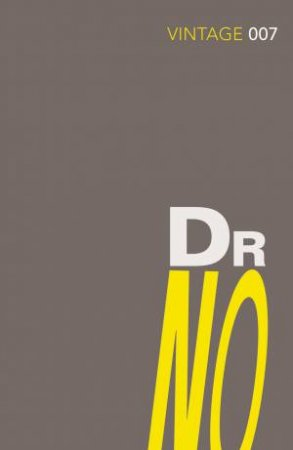 Vintage Classics: Dr No by Ian Fleming
