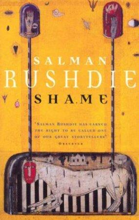 Shame by Salman Rushdie