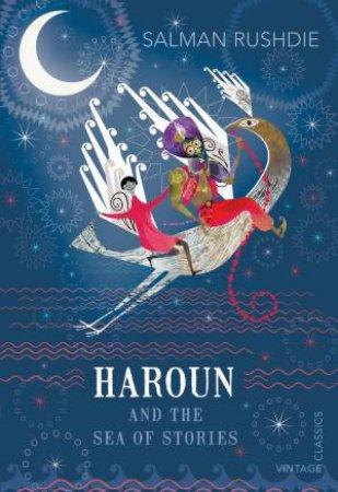 Haroun and Luka by Salman Rushdie