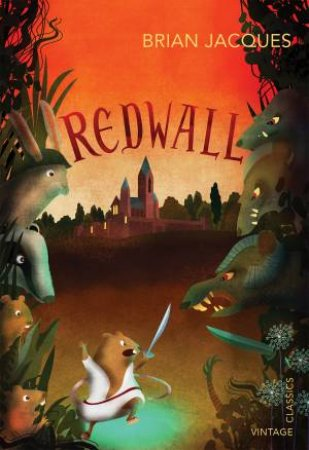 Vontage Children's Classics: Redwall by Brian Jacques