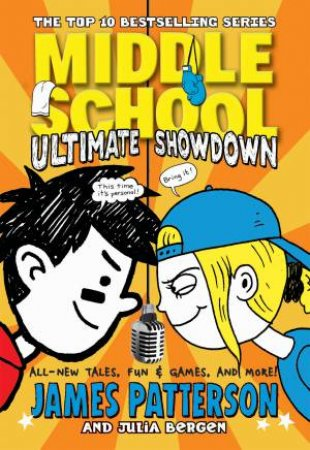 Ultimate Showdown by James Patterson & Julia Bergen