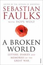 A Broken World by Sebastian Faulks