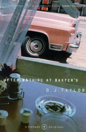 After Bathing At Baxter's by D J Taylor