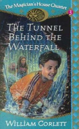 The Tunnel Behind The Waterfall by William Corlett