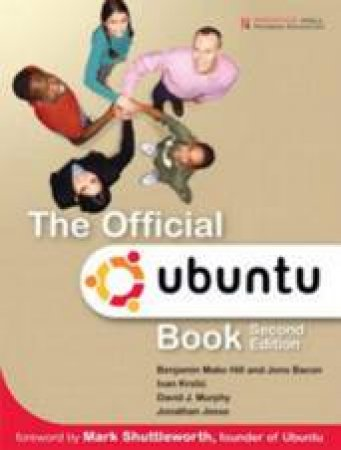 The Official Ubuntu Book - 2 Ed - Book & CD by Various