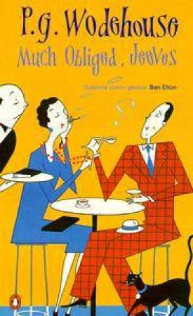 Much Obliged, Jeeves by P G Wodehouse