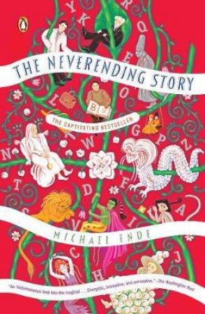 The Neverending Story: Junior Novelization by Michael Ende