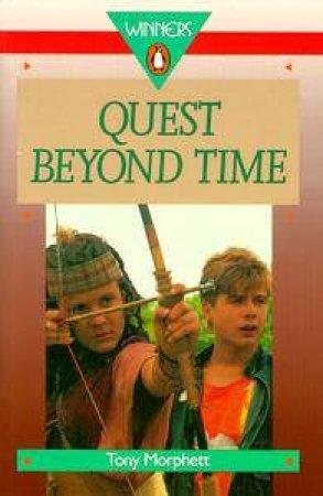 Winners: Quest Beyond Time by Tony Morphett