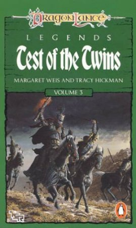Test Of The Twins by Margaret Weis & Tracy Hickman