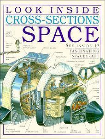 Look Inside Cross-Sections: Space by Philip Brooks