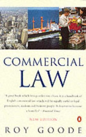 Commercial Law by R M Goode