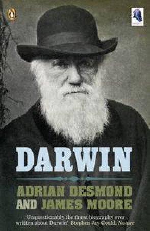 Darwin by Adrian Desmond
