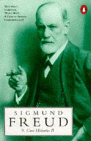 Freud: Case Histories 2 by Sigmund Freud