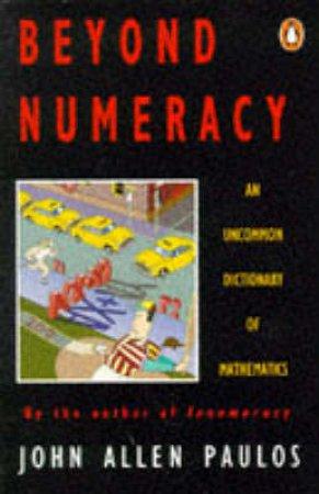 Beyond Numeracy by Paulos John Allen