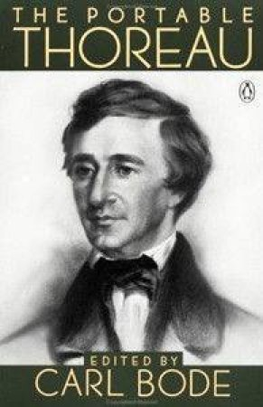 Penguin Classics: The Portable Thoreau by Henry David Thoreau