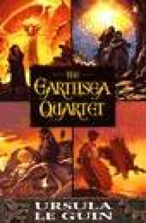 The Earthsea Quartet by Ursula Le Guin