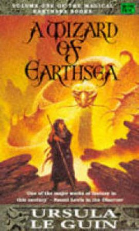 Earthsea : A Wizard Of Earthsea by Ursula Le Guin