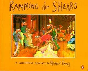 Ramming the Shears by Michael Leunig
