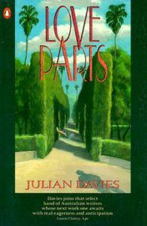 Love Parts by Julian Davies