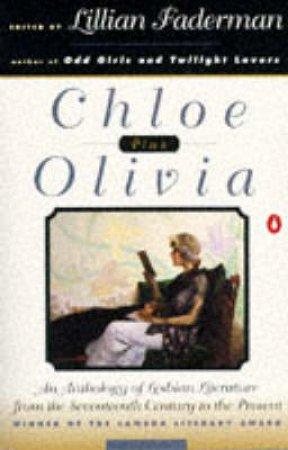Chloe Plus Olivia by Lillian Faderman