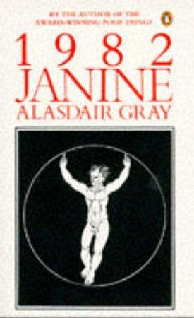 1982 Janine by Alasdair Gray