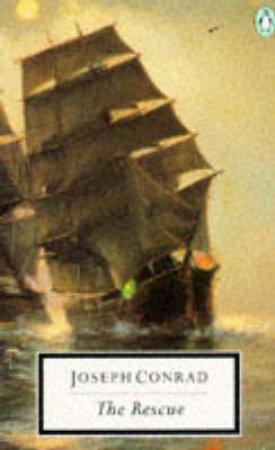 Penguin Modern Classics: The Rescue by Joseph Conrad