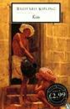 Penguin Modern Classics: Kim by Rudyard Kipling