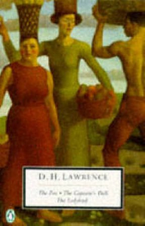 Penguin Modern Classics: Three Novellas by D H Lawrence