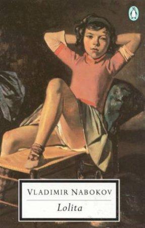 Penguin Modern Classics: Lolita by Vladimir Nabokov