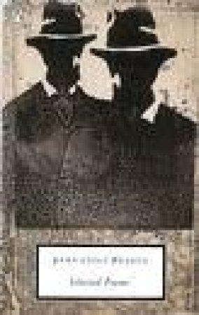 Penguin Modern Classics: Selected Poems: Pessoa by Fernando Pessoa