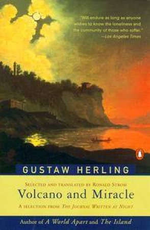 Volcano & Miracle by Gustaw Herling