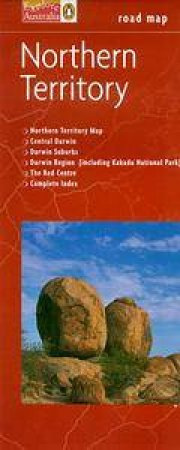 Penguin Road Map: Northern Territory by Various
