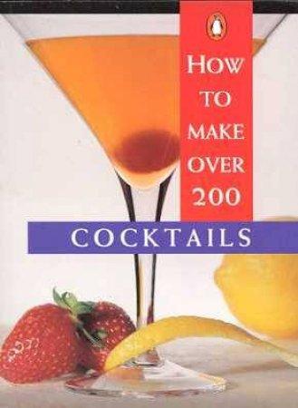 Pocket Penguin: How to Make Over 200 Cocktails by Margaret Barca