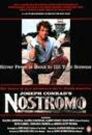 Nostromo: A Tale Of The Seaboard by Joseph Conrad