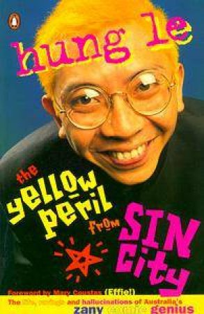 The Yellow Peril from Sin City by Hung Le