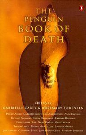 The Penguin Book Of Death by Rosemary Sorenson Ed.