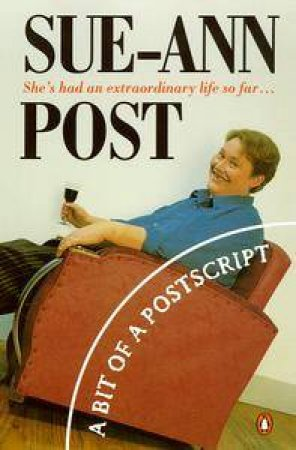 A Bit of a Postscript by Sue-Ann Post