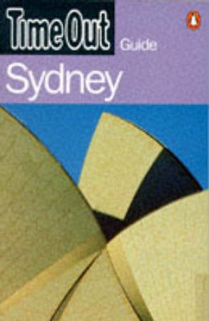 Time Out Guide To Sydney by Various