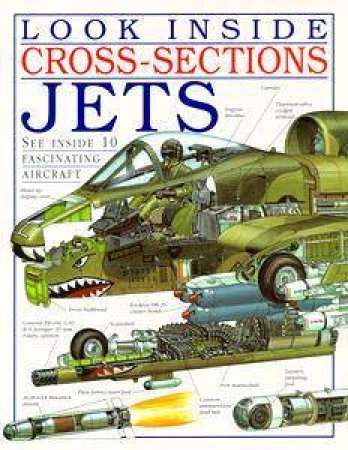 Look Inside Cross-Sections: Jets by Various