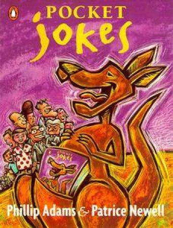 Pocket Jokes by Phillip Adams & Patrice Newell