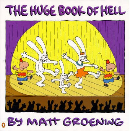 The Huge Book of Hell by Matt Groening