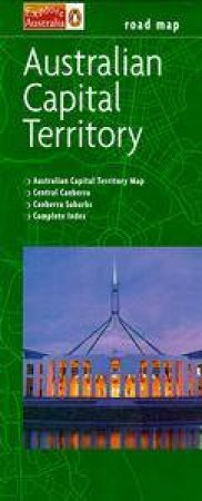 Penguin Road Map: Australian Capital Territory by Various
